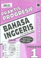 (PUSTAKA VISION)PRAKTIS PROGRESIF BAHASA INGGERIS TINGKATAN 1 PT3 KSSM 2020