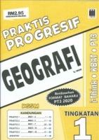 (PUSTAKA VISION)PRAKTIS PROGRESIF GEOGRAFI TINGKATAN 1 PT3 KSSM 2020