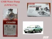 GMB Water Pump (GWM-17A) for Proton Saga Iswara Wira 1.3 1.5