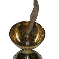 Money Wealth Kubera Lakshami Thiri Deepm(Herbal Leaf Wicks) (20pcs)*💯 Natural*