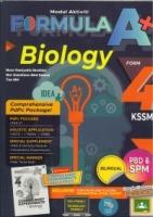 (SASBADI SDN BHD)MODUL AKTIVITI FORMULA A+BIOLOGI(DWIBAHASA)TINGKATAN 4 KSSM SPM 2020