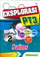 (CEMERLANG PUBLICATIONS SDN BHD)EKSPLORASI SAINS(DWIBAHASA)TINGKATAN 2 PT3 KSSM 2020