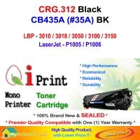 Qi Print CANON CRG 312 LBP3010 3050 CB435A Toner Compatible * SEALED *
