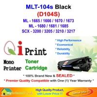 Qi Print D104S MLT-104S ML1670 1680 Toner Compatible * NEW SEALED *