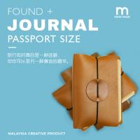 FOUND+ Journal Passport Size