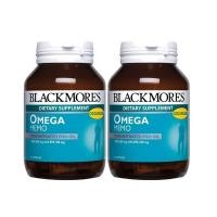 Blackmores Omega Memo 60's + 60's