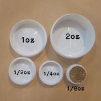 Plastic Ointment Cream Box 2 oz x 10's
