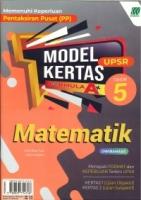 (SASBADI SDN BHD)MODEL KERTAS FORMULA A+MATEMATIK(DWIBAHASA)TAHUN 5 UPSR 2020