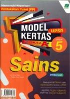 (SASBADI SDN BHD)MODEL KERTAS FORMULA A+SAINS(DWIBAHASA)TAHUN 5 UPSR 2020