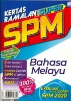 (SASBADI SDN BHD)KERTAS RAMALAN SUPER BAHASA MELAYU SPM 2020