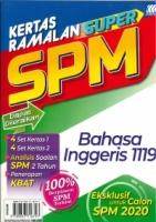 (SASBADI SDN BHD)KERTAS RAMALAN SUPER BAHASA INGGERIS 1119 SPM 2020