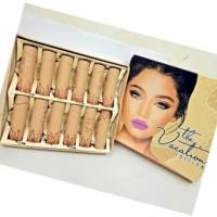 Kylie Lipstick The Vocation Edition 12 Pcs Set