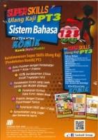 (SASBADI SDN BHD)SUPER SKILLS ULANG KAJI SISTEM BAHASA(PENDEKATAN KOMIK)TINGKATAN 1.2.3 PT3 KSSM 2020