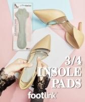 3/4 INSOLE PAD - FOOTLINK