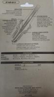 4pcs Denso SPARK PLUG (K20R-U11) for Toyota Vios NCP42 NCP93 / Toyota Altis ZZE122 / 121 ZZE 141 / 142