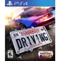 PS4 Dangerous Driving (Basic) Digital Download