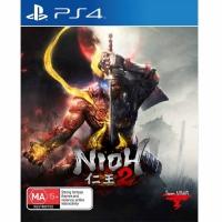 PS4 Nioh 2 (Premium) Digital Download