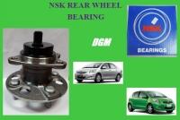 NSK REAR WHEEL BEARING for TOYOTA VIOS NCP93 2007-2013, YARIS NCP 91 2005-2013