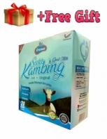 Irenas Susu Kambing Asli with Stevia - 20 Sachet x 25 g - Goat Milk Original Flavour