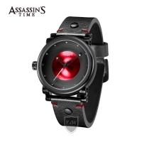 Assassins Time GEMS Men Business Sport Japan Quartz Leather Warranty Watches AT-S0012A