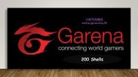 Garena 200 Shells MY