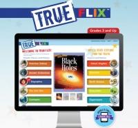 [Age 8 - 11] E-Learning: Scholastic TrueFlix