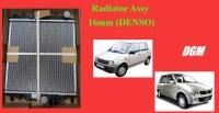 Perodua Kancil 660/850 Manual Radiator Assy 16mm (DENSO)