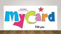 MyCard (MY) 750 pts