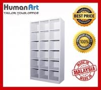 Office Furniture | Steel Cabinet | 18 Steel Pigeon Hole