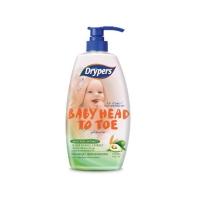 Drypers Baby Head to Toe (Avocado)