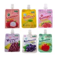 Halal Jele Beautie Collagen Jelly Drinks