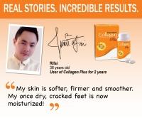 [Buy 1 box Free 1 bottle] Total Image Collagen Plus 60s + 10s