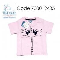 [AGE 1] TENDERLY ROUND NECK SHORT SLEEVE TEE ( 700012435 )