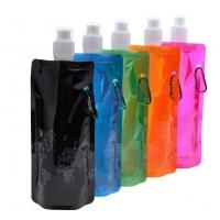 [Ready Stock] Portable Ultralight Outdoor Clear Water Bottle