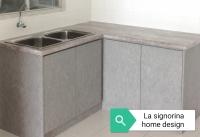 Kitchen Cabinet (Set A)