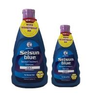 Selsun Blue 2 in 1 Dandruff Treatment Shampoo with Conditioner (200ml +120ml)