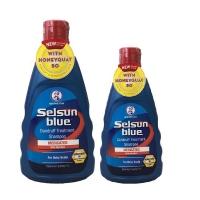 Selsun Blue Medicated Dandruff Shampoo (200ml +120ml)