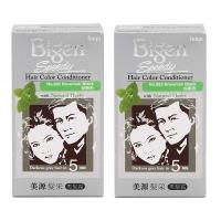 Bigen Speedy Hair Color Conditioner No 882 Brownish Black x 2 box