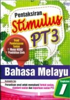 (PEP PUBLICATIONS SDN BHD)PENTAKSIRAN STIMULUS BAHASA MELAYU TINGKATAN 1 PT3 2020