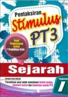 (PEP PUBLICATIONS SDN BHD)PENTAKSIRAN STIMULUS SEJARAH TINGKATAN 1 PT3 2020