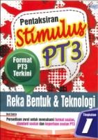 (PEP PUBLICATIONS SDN BHD)PENTAKSIRAN STIMULUS REKA BENTUK&TEKNOLOGI TINGKATAN 1 PT3 2020