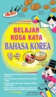 Belajar Kosa Kata Bahasa Korea