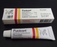 Fucicort (fusidic acid+betamethasone) 15g