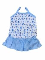 Baby Girl Set1 2Pasang 3-12bulan Baby Baju Skirt