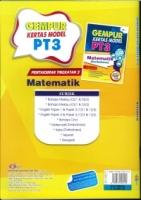 (CEMERLANG PUBLICATIONS SDN BHD)GEMPUR KERTAS MODEL MATEMATIK(DWIBAHASA)PT3 2020
