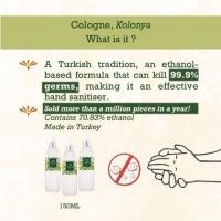 Eyup Sabri Tuncer Cologne-Hand Sanitizer Ayvalik Olive Blossom 150ml (spray)