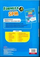 (CEMERLANG PUBLICATIONS SDN BHD)FORMULA A+KERTAS MODEL BAHASA MELAYU SPM 2020