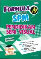 (CEMERLANG PUBLICATIONS SDN BHD)FORMULA A+PENDIDIKAN SENI VISUAL SPM 2020