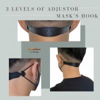 Face Masks Extender , Mask Hook - 3pcs