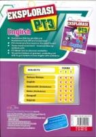 (CEMERLANG PUBLICATIONS SDN BHD)EKSPLORASI ENGLISH FORM 3 PT3 2020